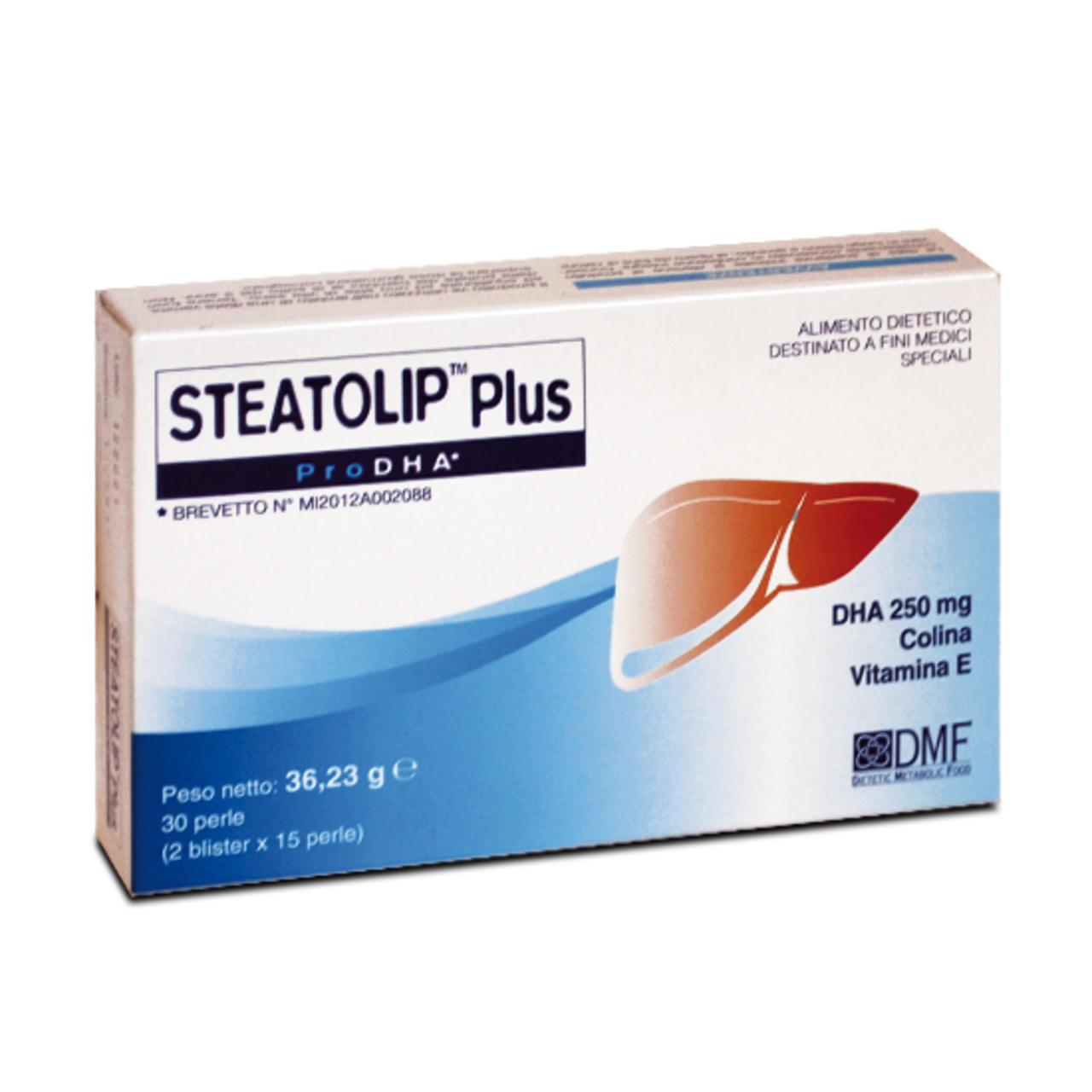 ProDHA Steatolip Plus 30 perle